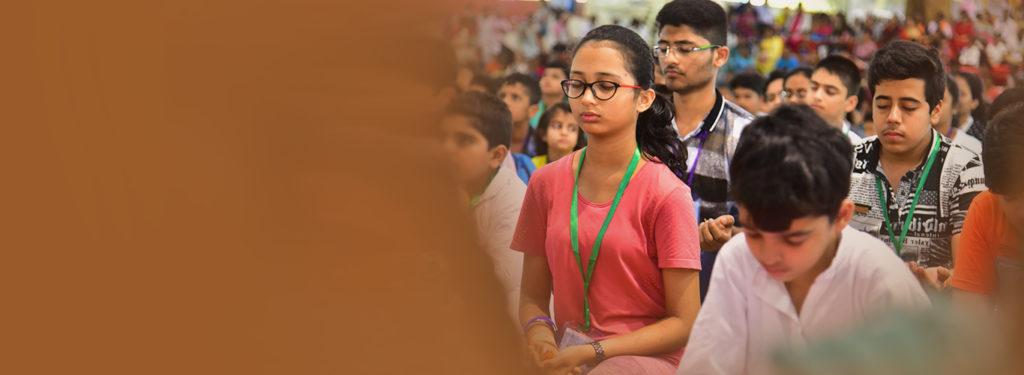 Medha Yoga Level 2 at The Art of Living International Center Bangalore