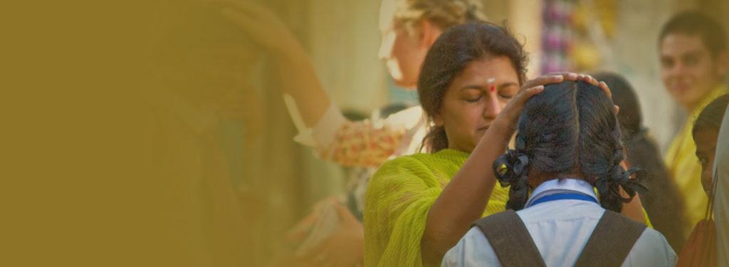 Blessing Program at The Art of Living International Center