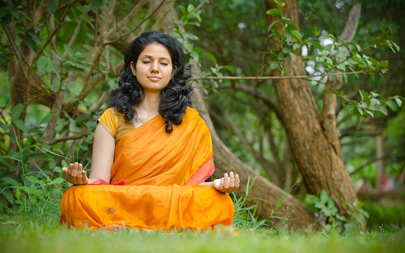 Simple and easy meditation technique