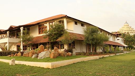 facility in the art of living ashram